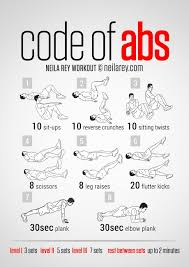Ab Workouts For Men Health And Fitness Training Ab
