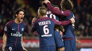 PSG win in Monaco and move nine points clear in Ligue 1 - AS.com