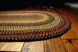 braided rugs small area rectangle rug oval furniture surprising sears wool picture cou