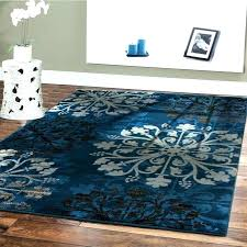 brown and blue area rugs s chocolate rug tan b