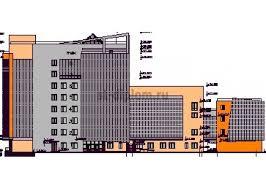 Дипломный проект ПГС административно офисное здание Административно офисное здание в г Благовещенск