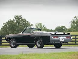 RM Sotheby's - 1969 Pontiac GTO Judge Ram Air IV   The Milton ...