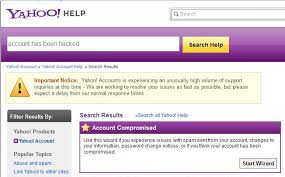 Spam Account Yahoo Spam Continues To Bombard Australian Users
