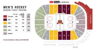 Gopher Hockey Seating Chart Gophers Cut Season Ticket Prices For Mens Basketball