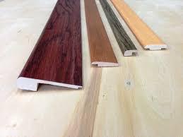 image of laminate flooring stair nose cap