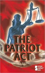 amazon com the patriot act opposing viewpoints opposing  the patriot act opposing viewpoints opposing viewpoints series 1st edition