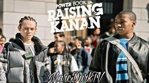 POWER BOOK III: RAISING KANAN SCENE ...