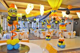 Minion Birthday Party Decorations Various Theme