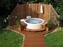 above ground outdoor jacuzzi ideas uploaded by James Killey on August view  more amazing photos like this at The Outside Of Your Home category