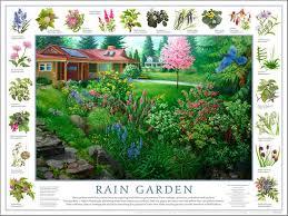 Small Picture Rain Garden Design Examples Perfect Home and Garden Design