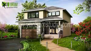 modern home 3d exterior design usa arch student com