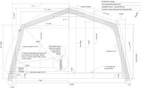 Gambrel Roof Barn Plans Shed Plans 10x12 Gambrel Shed Construct101 Gambrel Roof Plans