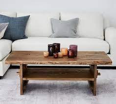 easton 50 reclaimed wood coffee table
