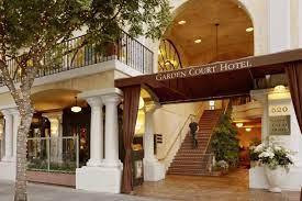 garden court hotel corporate events