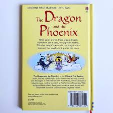PRELOVED | USBORNE FIRST READING - THE DRAGON AND THE PHOENIX by Lesley Sims  (Young Reader) | Shopee Malaysia