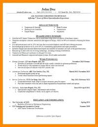 Resume For Auto Mechanic Stunning Auto Body Technician Resume Auto Body Technician Job Description For