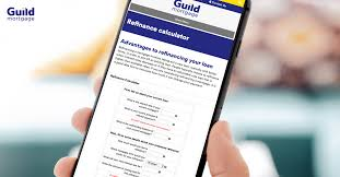 Loan Calculator Mortgage Refinance Use Our Simple And Free Refinance Calculator Guild Mortgage