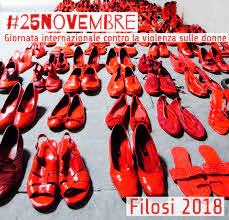 25novembre 2018 - Giornata internazionale contro la violenza sulle donne -  IPS Alessandro Filosi - Terracina