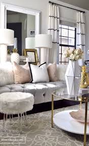 Living Room Curtains 25 Best Ideas About White Curtains On Pinterest Sheer Curtains