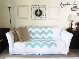 how to make furniture covers. how to make a slipcover part 2 reveal honeybear lane furniture covers g