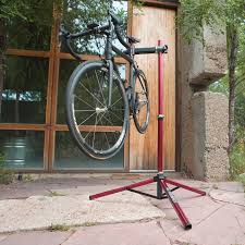 bike repair stand diy clamp covers