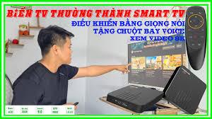 Đập Hộp Review Android Tivi Box Magicsee N5 Max S905X3   Biến TV thường  thành Smart TV - YouTube