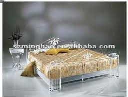Transparent Acrylic Bed Frame For Modern House Furnitures - Buy Acrylic  Bed,Royal Furniture Bed,Cheap Bed Frame Product on Alibaba.com
