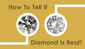 Yellow Diamond Vs White Diamond How To Tell If A Diamond Is Real Here Are 12 Tests You Can Try