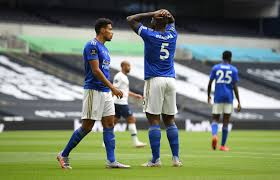 Match result and both teams to score. Tottenham Hotspur 3 0 Leicester City Foxes Player Ratings