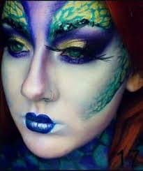 mythical mermaid fairy creature makeup transformation glam express