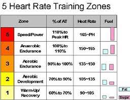 Target Bpm Chart Target Heart Rate For Weight Loss Chart Diet And A Healthy