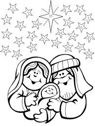 Small Picture Nativity Advent Calendar