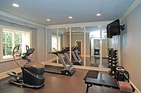 Home Fitness Room 14
