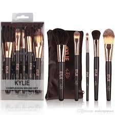 2017 kylie jenner brush set nake eyeshadow palettes foundation makeup brushes high tech make up tools