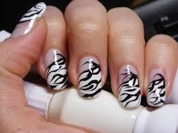 nails salon designs large