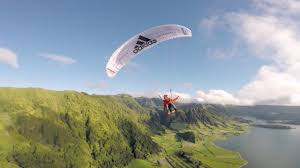 paraglider jean baptiste chandelier is weightless outside tv features