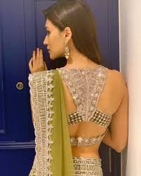 Designer Blouse Images By Manish Malhotra Pin On Black And Gold Outfit