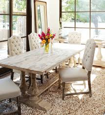 Distressed Wood Kitchen Table White Wood Dining Table Nice Reclaimed Wood Dining Table For