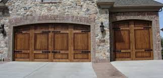 garage door 9x7Carriage Wooden Garage Doors by Carriage House Door Company
