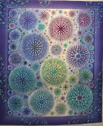 Best 25+ Quilt festival ideas on Pinterest   International quilt ... & Show Quilt: 2015 Tokyo International Quilt Festival, incredibly detailed  Mariner's compass stars. Photo by Koala's Place. Adamdwight.com