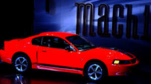 Fastest Ford Mustangs Part 3 : 2003 Mustang Mach 1