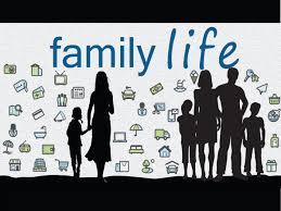 family life the ideal family