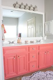 bathroom cabinets colors. 7 Unexpected Ways To Add A Pop Of Color Your Home Bathroom Cabinets Colors B