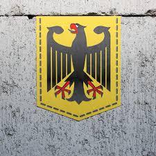 germany coat of arm 2. Simple Arm Germany Coat Of Arms Car Sticker Vinyl German Bundesadler In Of Arm 2 L