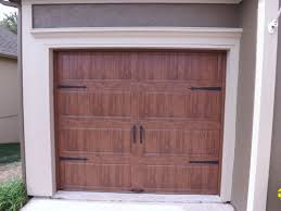 dark brown garage doorsBrown Carriage Garage Doors  Techethecom