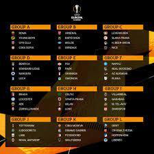 Yeni Şafak Spor - 2020-21 UEFA Avrupa Ligi'nde gruplar... |