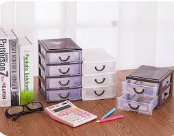 small office drawers. Small Stationery Plastic Drawer ,four Layers Office Storage Box Drawers A