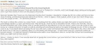 book reviews and testimonials weeks in thailand the good  picture