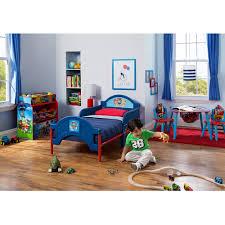 Power Rangers Bedroom Decor Delta Children Paw Patrol Plastic Toddler Bed Walmartcom