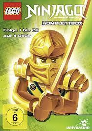 Lego Ninjago Komplettbox - Folge 1-26 [4 DVDs]: Amazon.de: Dan Hageman,  Erik Wilstrup, Vincent Tong, Michael Adamthwaite, Kevin Hageman, Brent  Miller, Kirby Morrow, Jillian Michaels, Paul Dobson, Kelly Metzger, Michael  Hegner, Justin